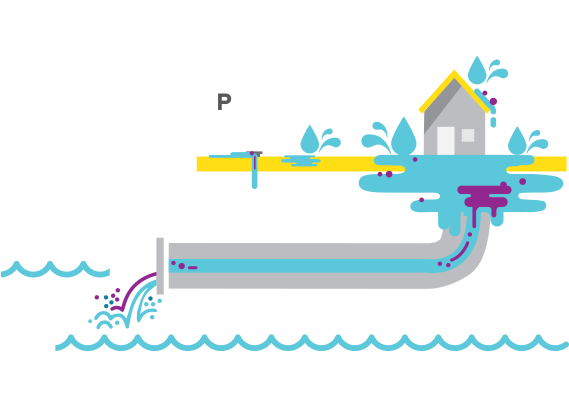 Stormwater Challenge Illustration