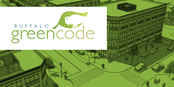 What does the Green Code require for stormwater management?