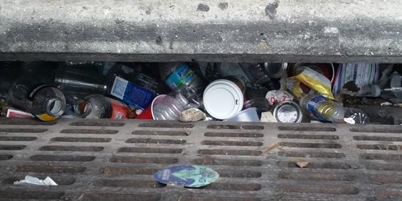 Don't litter